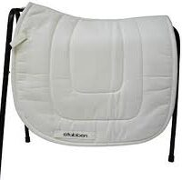 stubben cloth dressage white